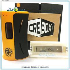 CreBox R60 box mod - оригинальный боксмод от Blitz Enterprises.
