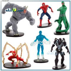 Набор фигурок Ultimate Spider-Man. Дисней оригинал Disney США. Человек-паук.