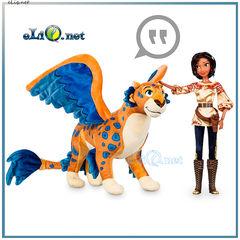 Игрушка Прекрасная Елена и говорящий Джаквин Скайлар. Disney. Дисней оригинал.