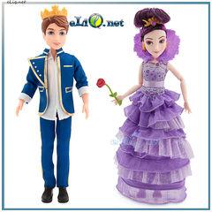 Куклы Бен и Мэл. Наследники. Ben and Mal Doll Set - Descendants (Disney) Дисней. Оригинал.