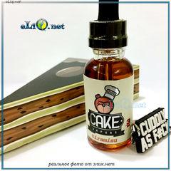 30 ml Tiramisu (CAKE) - Премиальные жидкости из США + Сюрприз.