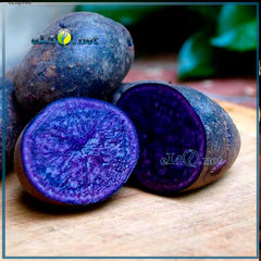 Фиолетовый картофель, Purple Potato - ароматизатор для самозамеса. HC flavour