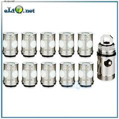 Vaporesso Ceramic EUC - универсальный керамический испаритель. Набор из 10 испарителей + корпус.
