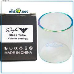 GeekVape Eagle 25 Glass Tube Colorful Coating. Радужная колба для атомайзера Игл 25.