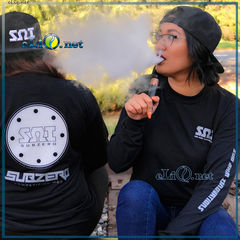 SOI Subzero Competition Series Long Sleeve - Реглан с длинными рукавами Sub Ohm Innovations. Оригинал. Свитшот.