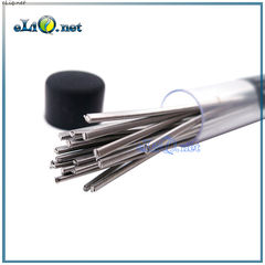 Staple Kanthal Wire 0.4*1.0mm + 32ga Thunderhead. Отрезок стэйпл кантал проволоки от Тандерхэд.