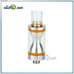 Vapeonly Arcus atomizer 2 ml. Необслуживаемый бак выполненый в форме песочных часов.