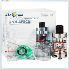Smkon Polarice RTA - 2ml. Обслуживаемый атомайзер Полярис.