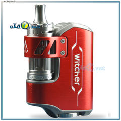 Rofvape Witcher TC 75W Mod Kit with 5.5ml Witcher Tank. Набор: боксмод Ведьмак 75В + атомайзер.