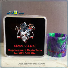 Cменная колба для Eleaf Melo 3mini Demon Killer Replacement Resin Tube