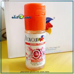 10 мл Joy, микс. FlavourArt - ароматизатор для самозамеса. FA Италия.