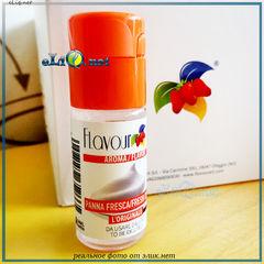 10 мл Cream fresh. FlavourArt - ароматизатор для самозамеса. FA Италия. крем, сливки.