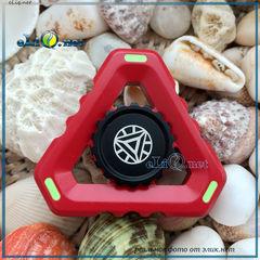 Спиннер треугольный. Игрушка антистресс релакс Triangle Hand Spinner Fidget Toy ETN-E01