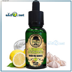 30 мл. Perino Lemon Meringue UK Premiun e-liquid. Премиум. Англия