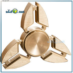 Спиннер Трио с керамическим подшипником. High Speed Fidget Spinner Toy With Ceramic Bearing