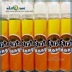 30мл Throne Fanta mango заправка для вейпа Малайзия премиум. Фанта манго.