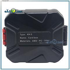 Lynca - пуленепробиваемый и грязе- и водонепроницаемый кардхолдер. Memory Card Box KH-5
