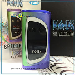 Sigelei KAOS Holi Spectrum 230W Box Mod - боксмод вариватт