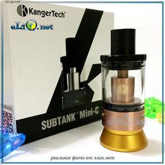 Kangertech Subtank Mini-C. Сабомный атомайзер.