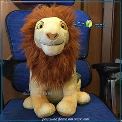 Mufasa огромный плюшевый Муфаса из Король лев. Дисней оригинал Disney
