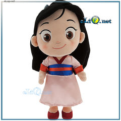 Toddler Mulan Plush Doll - Мулан. Дисней. Disney - плюшевая кукла-малышка.