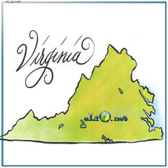 VIRGINIA. Табачный ароматизатор для самозамеса. INAWERA