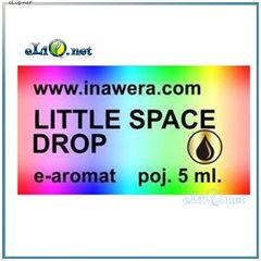 LITTLE SPACE DROP. Табачный ароматизатор для самозамеса. INAWERA