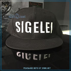 Sigelei Snapback - Кепка снепбек от Сигелеи.