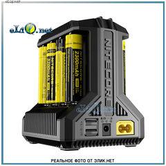 Nitecore I8, зарядное устройство