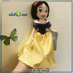 Plush Snow White - Принцесса Белоснежка плюшевая кукла. Дисней оригинал. Disney.