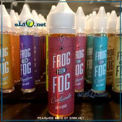 Custardo Frog From Fog - жидкость для заправки электронных сигарет. Украина.