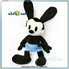 Большая плюшевая игрушка - удачливый кролик Освальд. Дисней, Disney оригинал США