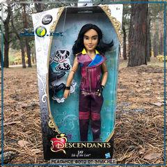 Кукла Джей, сын Джафара. Jay, son of Jafar. Наследники. Descendants Disney