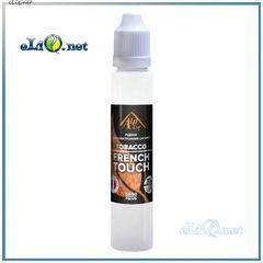 French Touch / Tobacco gourmet жидкость для заправки электронных сигарет AlpLiq. Франция. Французское прикосновение