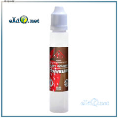 Strawberry / Fruity gourmet жидкость для заправки электронных сигарет AlpLiq. Франция. Клубника