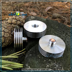 27 мм. Рассеивающий тепло радиатор (Heat Sink Adaptor) для мода и атомайзера