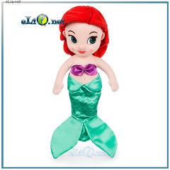 NEW 2017! Toddler Ariel (Русалочка Ариель Дисней. Disney) - плюшевая кукла-малышка