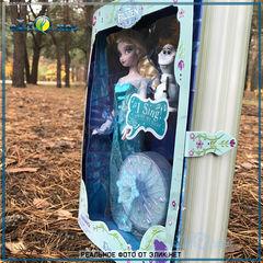 NEW 2017! Плюшевая кукла - принцесса Эльза, Frozen, Disney. Холодное сердце Дисней оригинал США