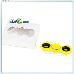Бетмен желтый спиннер пластиковый ABS Batman Hand Spinner Fidget Toy. Игрушка - антистресс