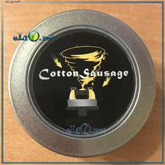 Коттон Cotton Sausage вата для дрипки бака и RBA и RTA.