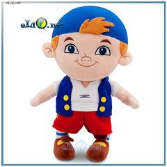Мягкая игрушка Кабби из м/ф Джейк и пираты Нетландии.Never Land Pirates Disney. Дисней оригинал США