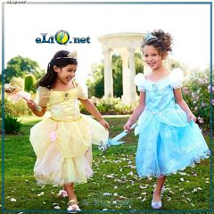 Бальное платье Красавицы Белль на 7-9 лет. Beauty and the Beast Princess Belle Musical Dress. Disney оригинал из США.