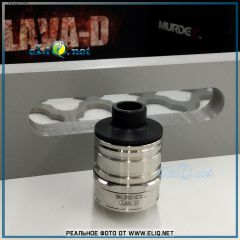 Murdex Lava-D Coil Control RDA - обслуживаемый дрип атомайзер Лава