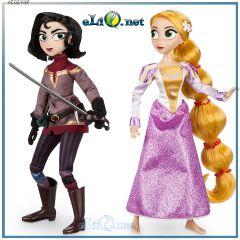 NEW 2017! Кукла принцесса Рапунцель и Кассандра. Rapunzel Doll Disney, Дисней оригинал из США