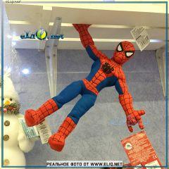 NEW 2017! Плюшевая кукла Spider Man Plush Doll. Капитан Америка с щитом. Дисней оригинал Disney США.