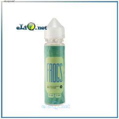 Белый чай FROGS - жидкость для заправки электронных сигарет Frog Fom Fog 60 мл. Украина.