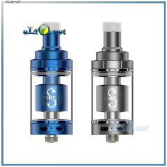 Digiflavor Siren V2 GTA Atomizer 4.5ml Blue,Gun Metal - МТЛ бакомайзер с тугой затяжкой