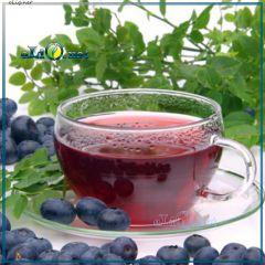 Черный чай с черникой (eliq.net) - жидкость для заправки электронных сигарет. Blueberry black tea