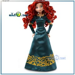 Кукла Принцесса Мерида в блестящем платье (Disney)