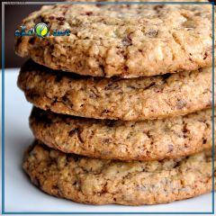 Овсяное печенье (eliq.net) - жидкость для заправки электронных сигарет. Oatmeal cookies